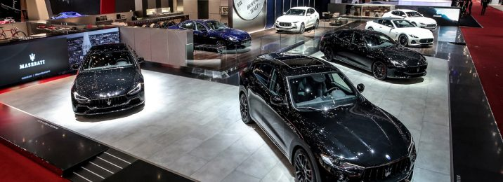Maserati stand at Geneva Motor Show 2018 (1)