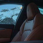 Maserati Levante Royale Zegna PELLETESSUTA interiors
