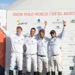 Maserati Team - 3rd place - Snow Polo World Cup St Moritz 2020