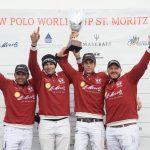 St Moritz Team - Winner Snow Polo World Cup St Moritz 2020