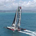 01_Maserati Grecale sets sail on Maserati Multi 70